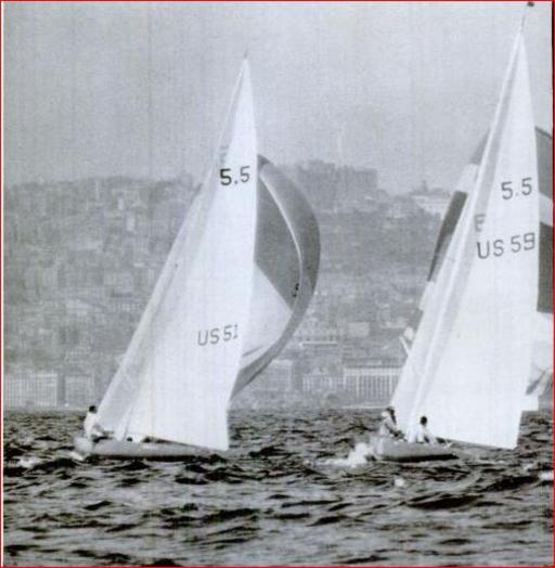 US 59 & US 51 - 1965
