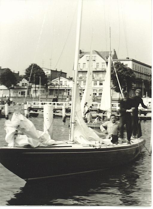 5.5 SR 116 in 1968 - Skipper Gorlov