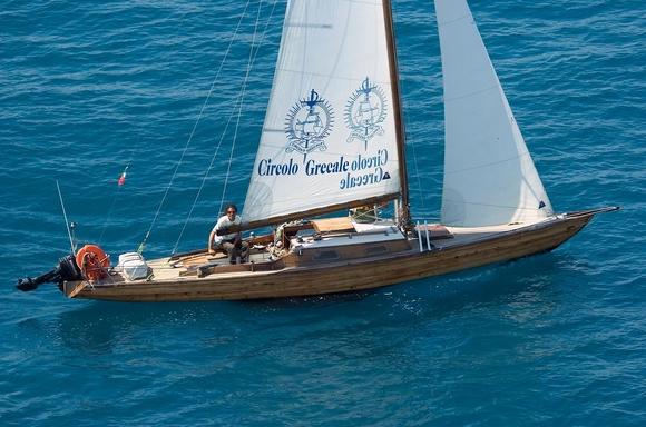 "5.5 SR 90 ""Mechta"" - sailing the Mediterranean"