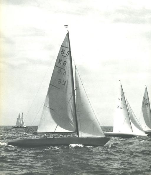 Yeoman VI, Worlds 1962