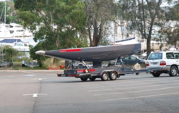 5.5 SUI 226 - Shaolin III, RPAYC - newport (NSW)